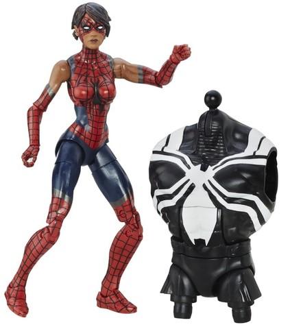 Девушка-паук - Spider Girl