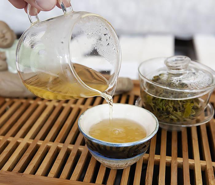 TEA-CH101 Зеленый чай «Изумрудные Спирали Весны» (Билочунь, Юньнань, 50 гр) фото 11