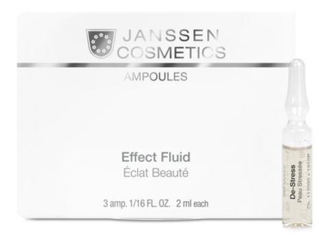 Антистресс (для чувствительной кожи) Janssen De-Stress,25 амп.х2 мл.