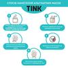 Маска альгінатна поживна Кокос Tink 15 г (6)