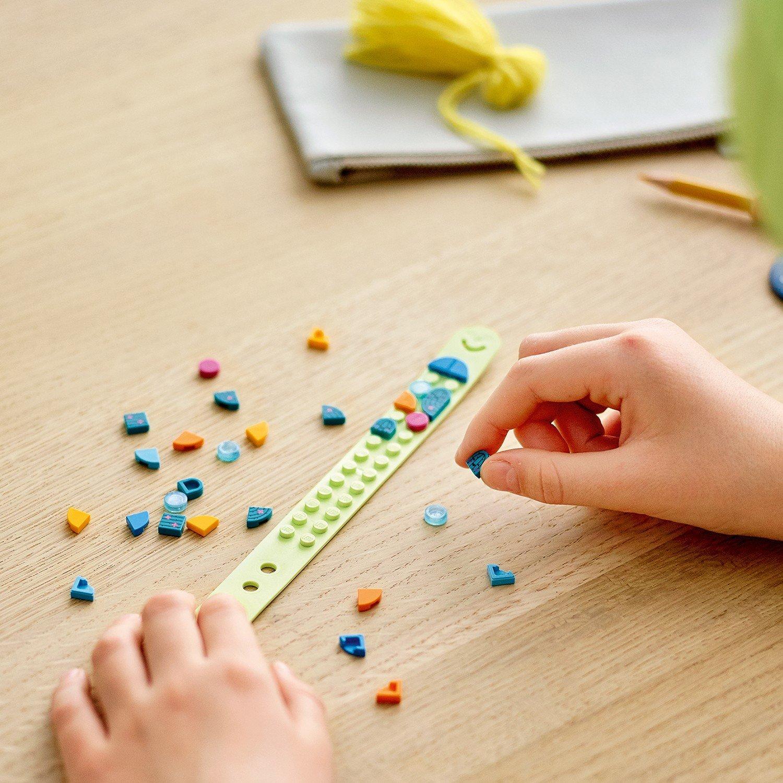 """LEGO DOTs 41922 ЛЕГО Дотс Браслет """"Стильный кактус"""""""