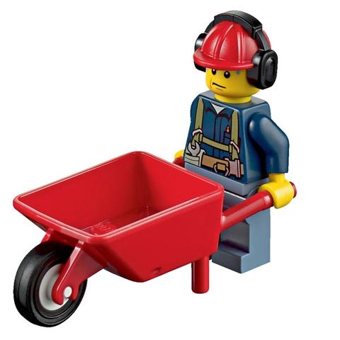 LEGO City: Бульдозер 60074 — Bulldozer — Лего Сити Город