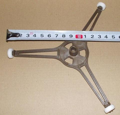 Подставка под тарелку СВЧ, роллер, крестовина тарелки СВЧ