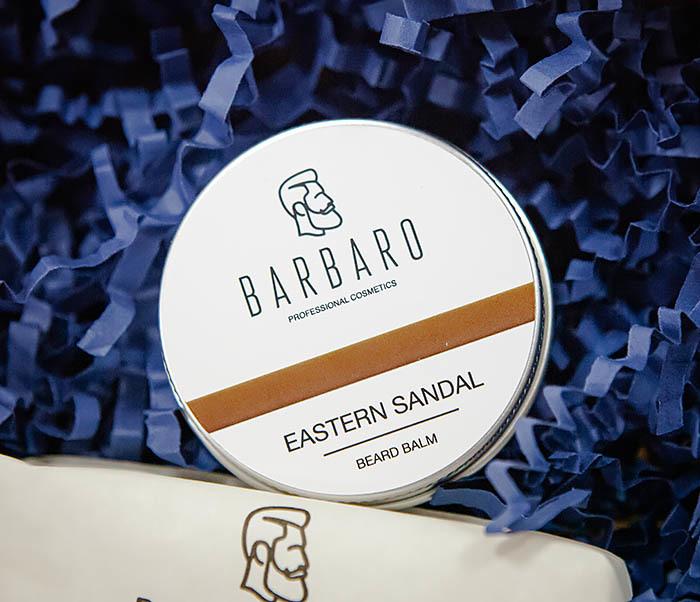 Набор средств Barbaro «Eastern Sandal» для ухода за лицом и бородой фото 03