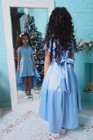Платье детское (артикул 1Н65-4)