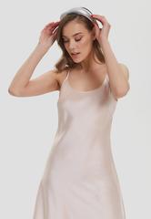 Платье шелковое Forget-me-not