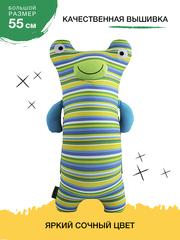 Подушка декоративная Gekoko «Муфта монстр полосатый» 2