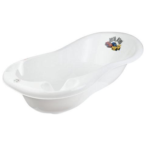 Ванночка детская 100 см Cars (белый)