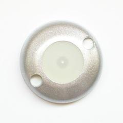 ГЕРЧ-ZN Сенсорная кнопка выхода двухпроводная (серебро)