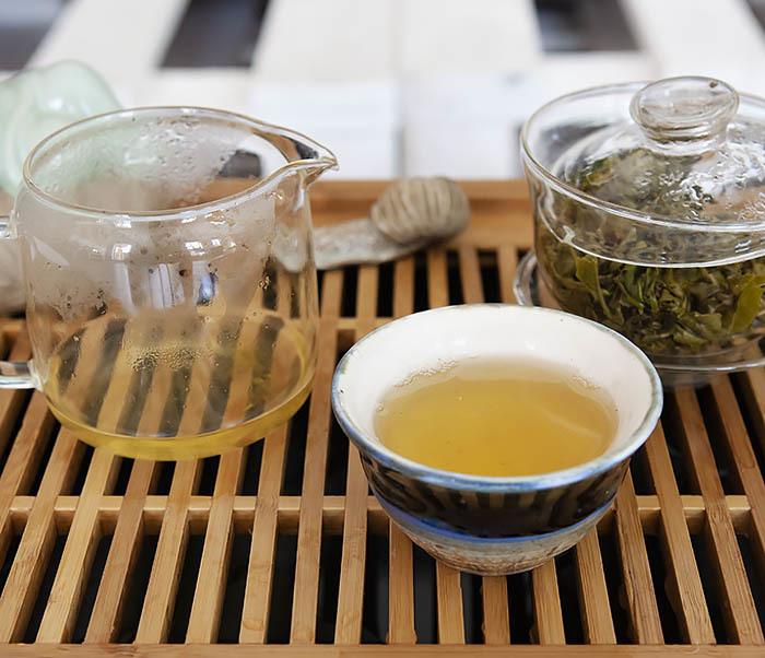 TEA-CH101 Зеленый чай «Изумрудные Спирали Весны» (Билочунь, Юньнань, 50 гр) фото 13