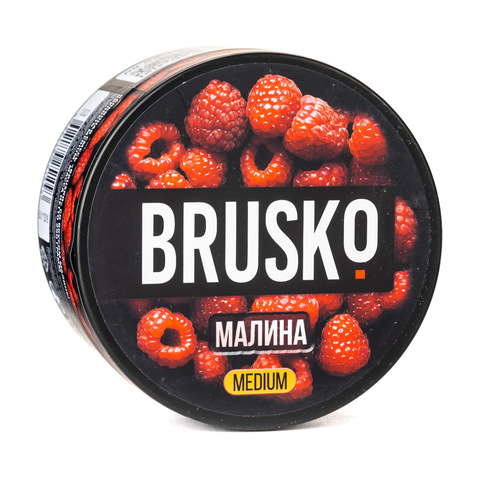 Кальянная смесь BRUSKO 250 г Малина