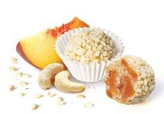 Конфеты Кешью и персик