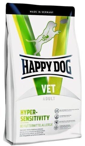 купить Happy Dog VET Diet Hypersensitivity сухой корм для собак всех пород при пищевой аллергии