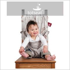Totseat (Тотсит) дорожный стульчик для кормления жирафчик