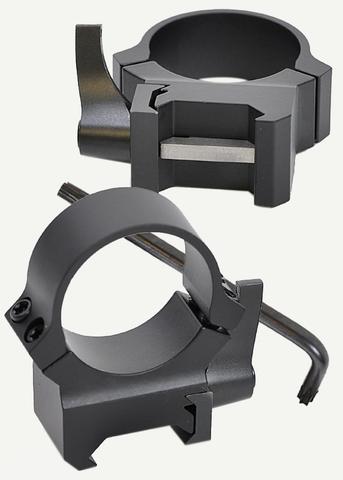Кольца Leupold QRW2 на Weaver 30 мм, средние