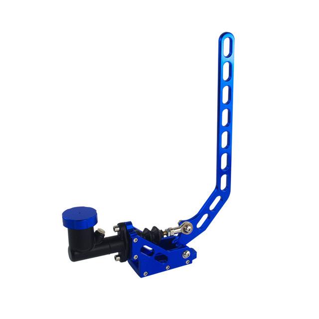 Гидроручник вертикальный с расширительным бачком синиго цвета