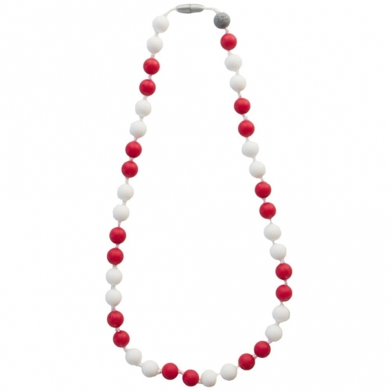 Слингобусы Itzy Ritzy Round Bead Game Day Red