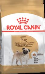 Корм для взрослых собак породы мопс, Royal Canin Pug Adult