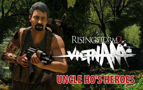 Rising Storm 2: Vietnam - Uncle Ho's Heroes (для ПК, цифровой ключ)