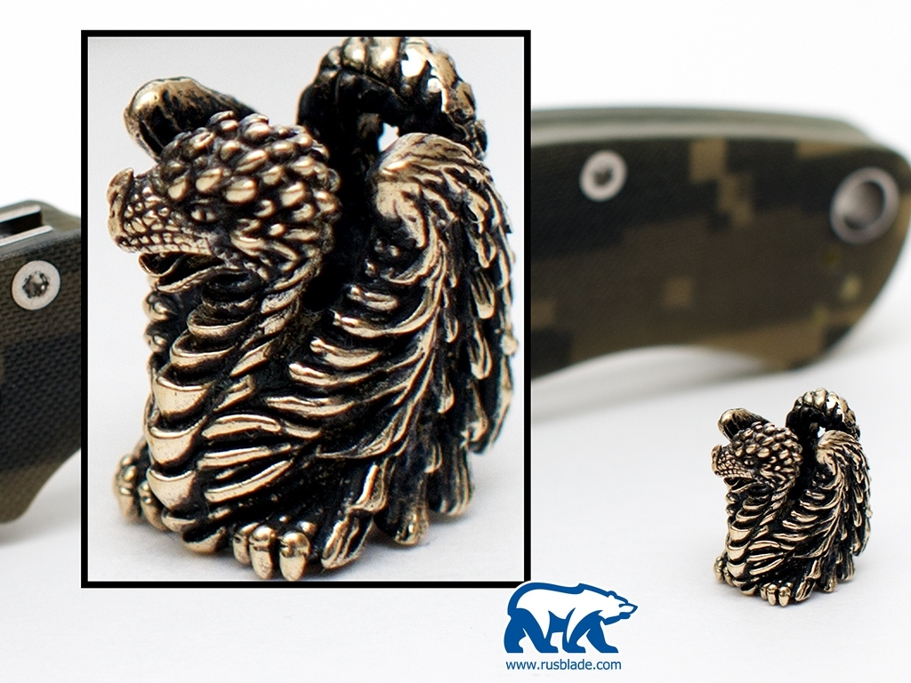"Custom Sword Knot ""Griffin"" Limited Edition"