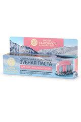 Натуральная камчатская зубная паста Для чувствительных зубов Natura Siberica