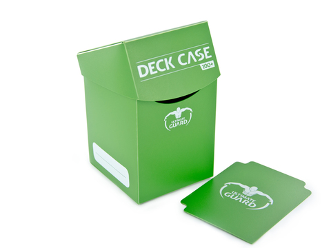 Deck Case 100+ Standard Size Green