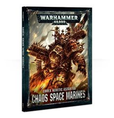 Codex: Chaos Space Marines 8 edition