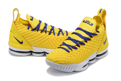 Nike LeBron 16 'Yellow'