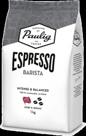 Кофе в зернах Paulig Espresso Barista 1000 г