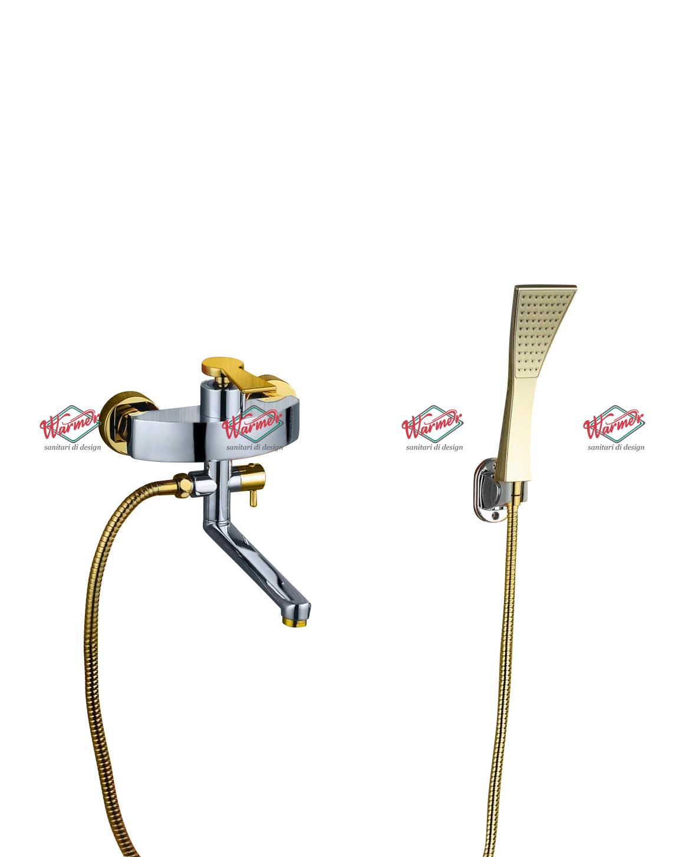 Каталог Смеситель для ванны с душем Warmer Chrome Line BNV-0180 BNV-0180.jpg