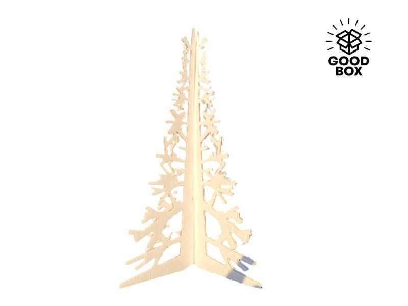 Новогодняя елка из картона купить недорого в Казахстане