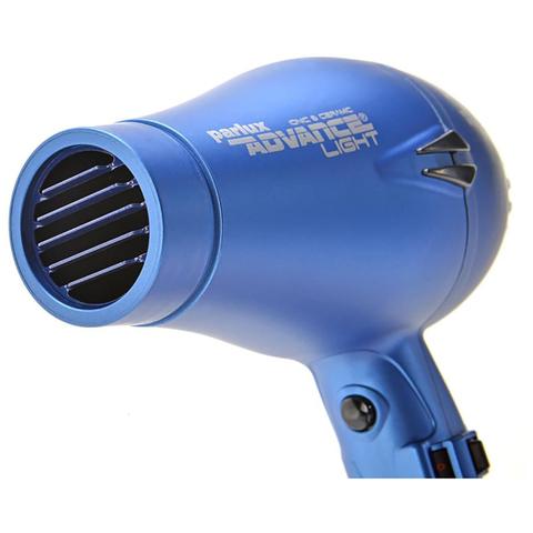 Фен Parlux Advance Light Ceramic+Ionic синий, 2200Вт, ионизация, 2 насадки