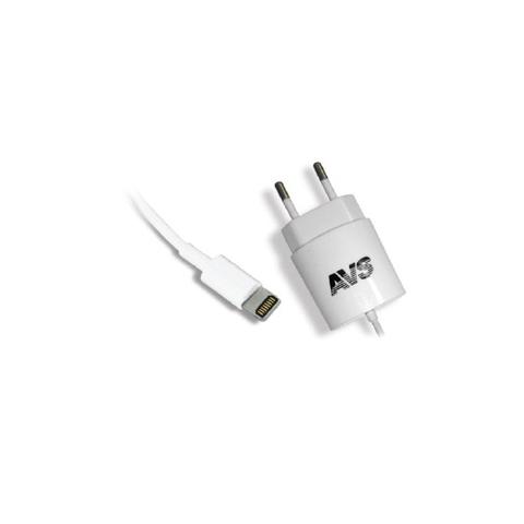 Сетевое зарядное устройство AVS для iphone 5/6 TIP-511 (1,2А)