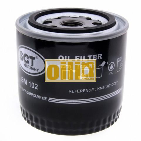 Фільтр масляний SCT SM102 (ВАЗ 2101-2107)
