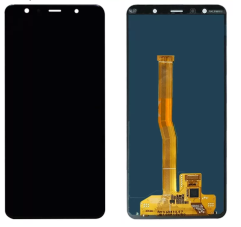 LCD SAMSUNG A7 2018 A750 + Touch Black Orig