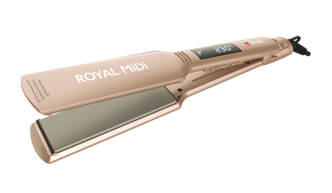 Щипцы Dewal Royal Midi, 43х120 мм, 72 Вт