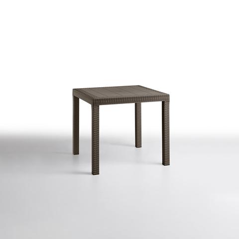 Плетеный стол из искусственного ротанга Bica Dallas