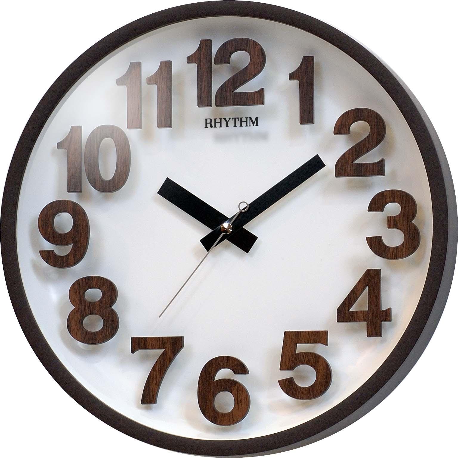Настенные часы Rhythm CMG480NR06