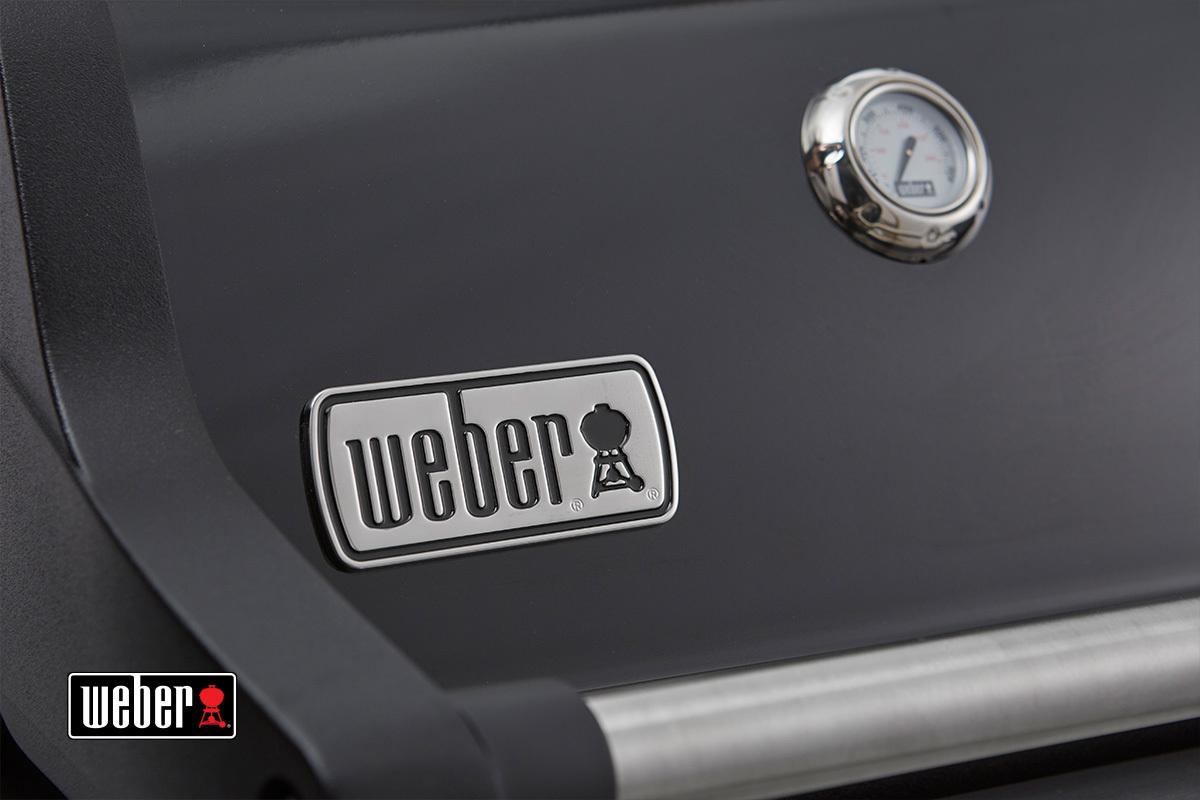 Гриль газовый Spirit EP-325 Premium GBS, черный