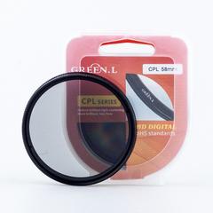 Поляризационные фильтры CPL Green L 52 мм