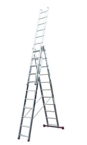 Трехсекционная универсальная лестница CORDA 3х11