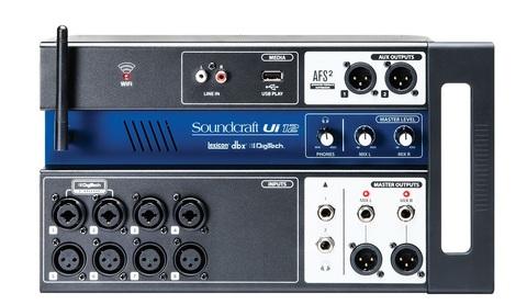 SOUNDCRAFT Ui-12 цифровий мікшер