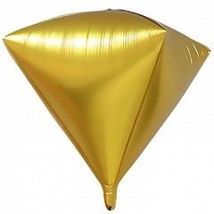 К 27''/69см, Алмаз, Золото, 1 шт.