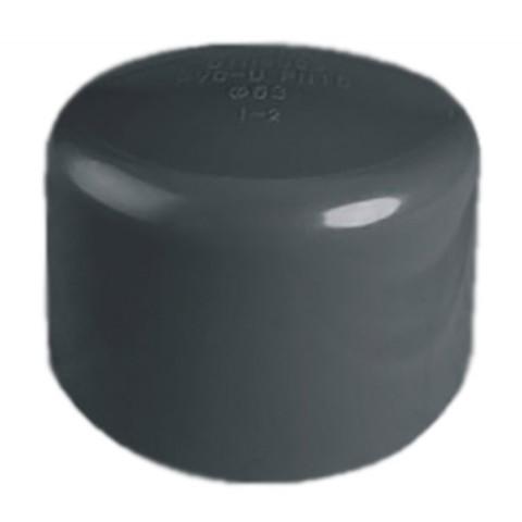 Заглушка ПВХ 1,0 МПа диаметр 63мм PoolKing