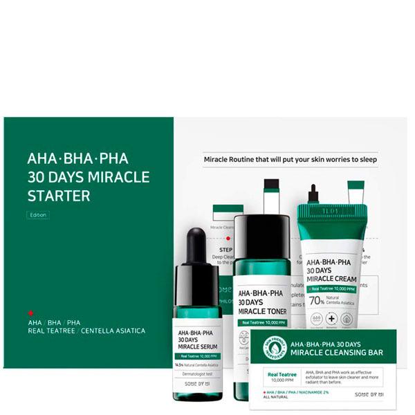 Набор Some By Mi AHA-BHA-PHA 30 Days Miracle Starter kit
