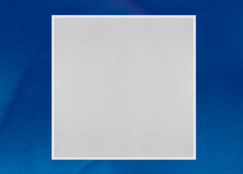 ULP-6060 36W/5000К IP40 PREMIUM WHITE Светильник светодиодный потолочный универсальный. Холодный свет (5000K). 4400Лм. Корпус белый. В комплекте с и/п. ТМ Uniel.