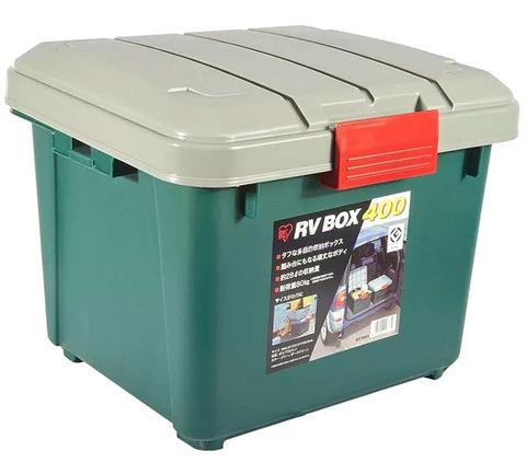 Экспедиционный ящик IRIS RV Box 400, главное фото.