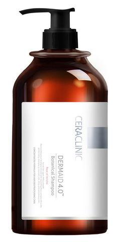 Шампунь для волос РАСТИТЕЛЬНЫЙ Dermaid 4.0 Botanical Shampoo, 1000 мл CERACLINIC