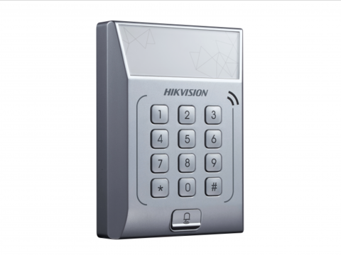 Терминал доступа Hikvision DS-K1T801E
