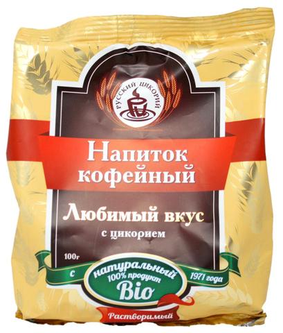 Кофейный напиток с цикорием
